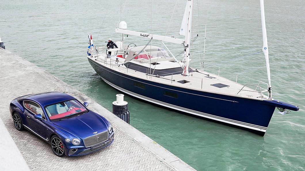 Bentley攜手荷蘭船廠Contest Yachts為買家提供Bentley內飾工藝移植至遊艇上。(圖片來源/ Bentley) 這艘遊艇很「賓利」! 賓利將奢華內飾移植上遊艇