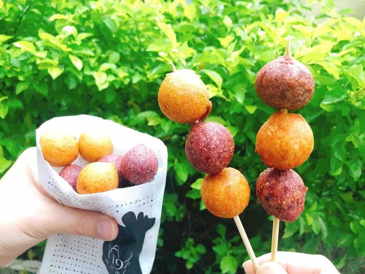「+1元」送地瓜球!繼光香香雞限時21天優惠,飲料加珍珠、茶凍還免費
