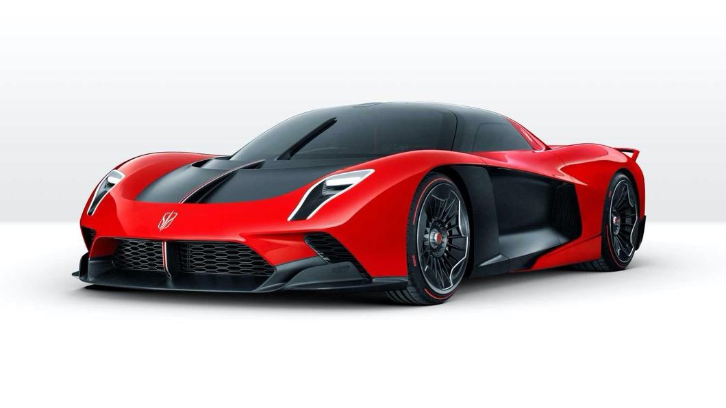 在上海車展展出的紅旗S9插電式混合動力超跑,證明了中國自主品牌的開發實力。(圖片來源/ 紅旗汽車) 前Ferrari大老進駐紅旗汽車 中國品牌延攬頂尖人才毫不手軟