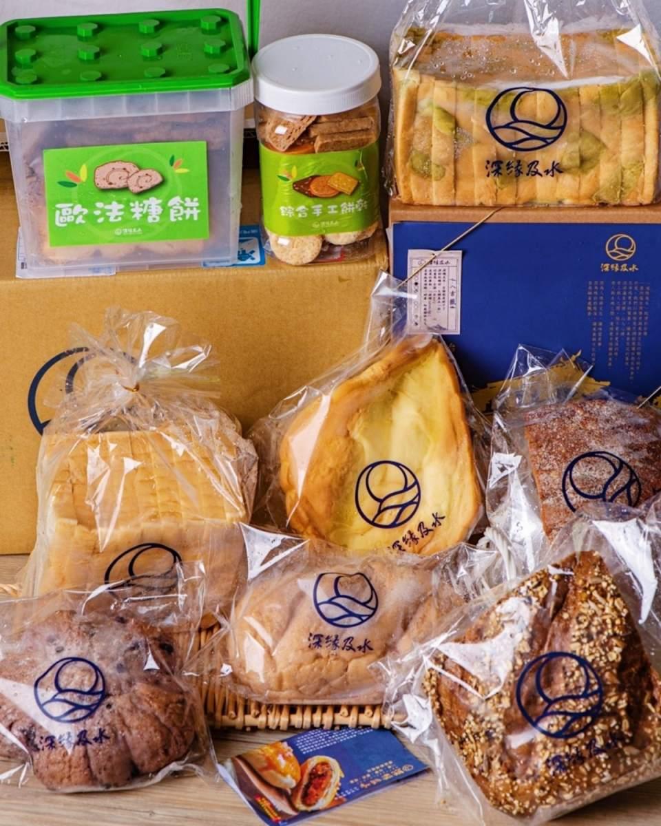 防疫箱再一發!人氣麵包坊「宅配組合」吃得到11款商品,超夯「鳳梨吐司」終於免排隊