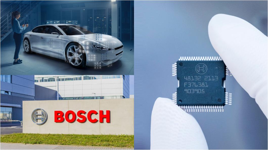 Bosch德勒斯登晶圓廠啟用,預計9月開始生產車用晶片。(圖片來源/ Bosch) 不需要台積電了? Bosch新晶圓廠可紓解車用晶片荒?