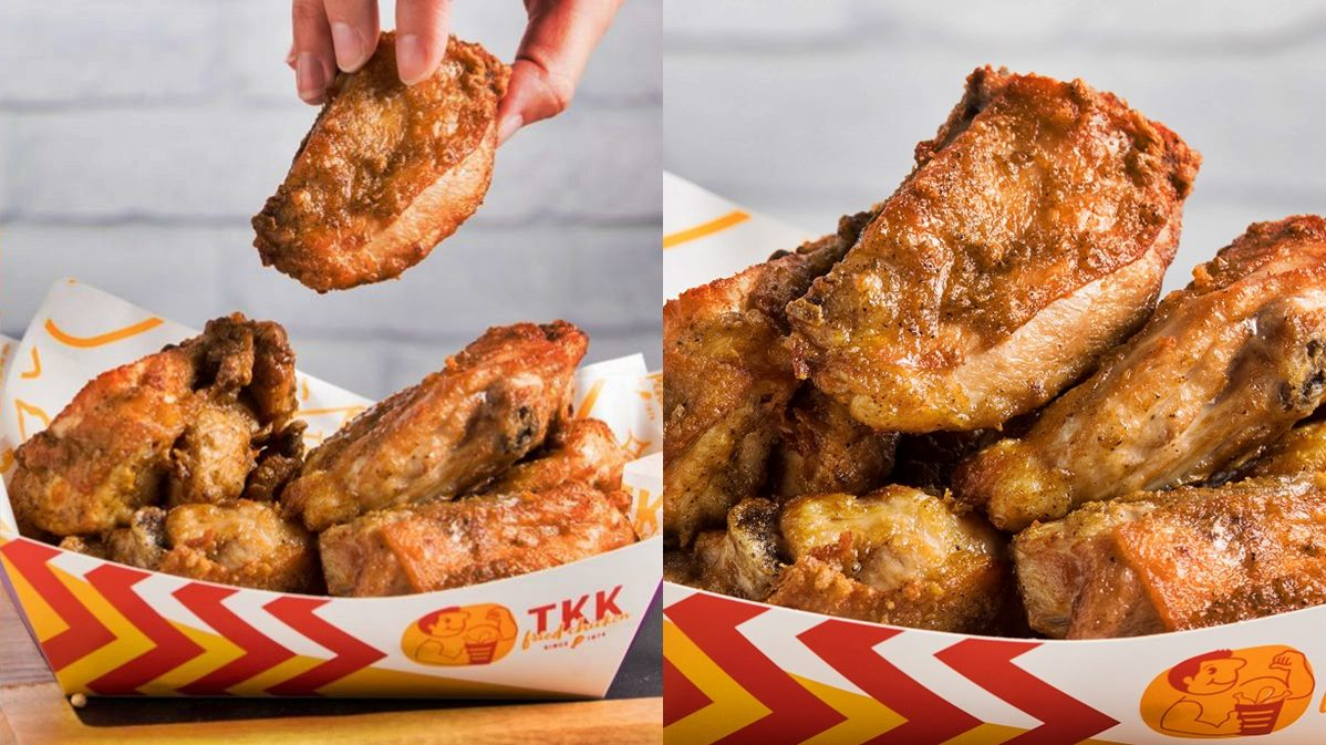不用出門、外送也有!頂呱呱超狂「一斤雞」端午節1日快閃,整整600克炸雞在家爽嗑