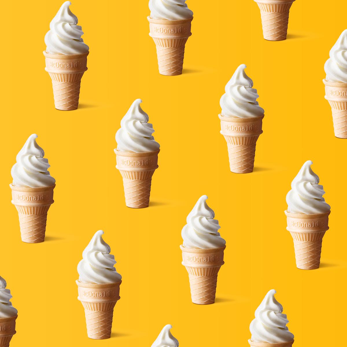 麥當勞蛋捲冰淇淋、全家霜淇淋「只要1元」!超狂冰品限時特賣,還有1元口罩等好康