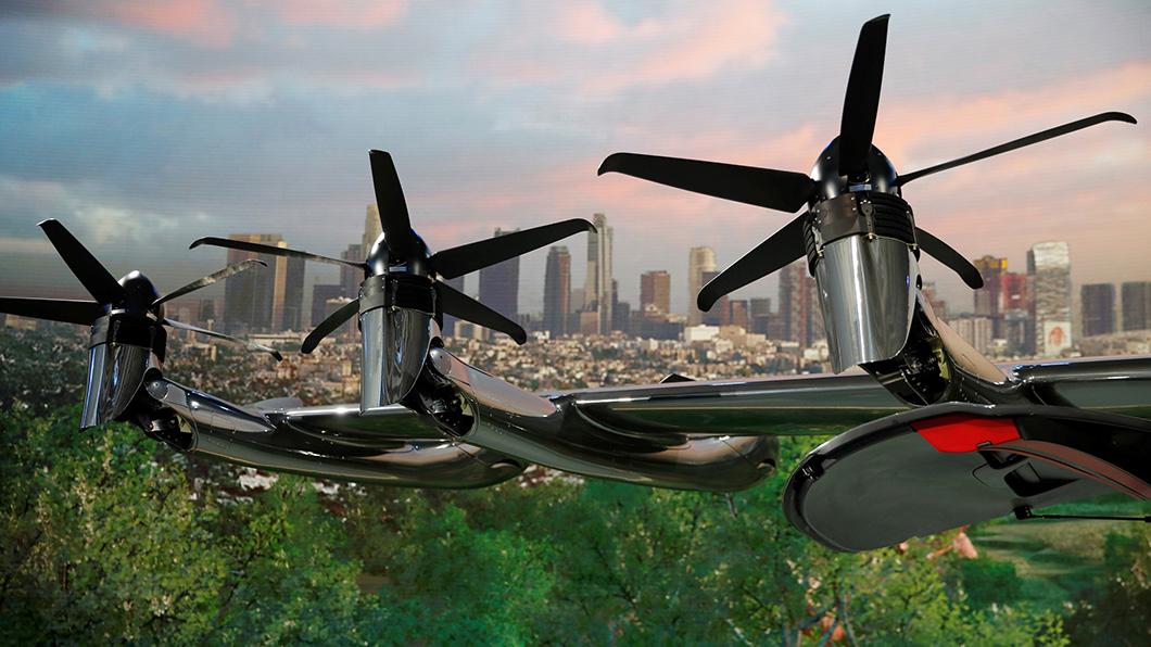 航空新創公司ARCHER Maker,續航里程可達60英里,最高時速為150mph,盼能為繁忙城市解決交通問題。(圖片來源/ Archer) 飛天小黃不是夢!  新創公司Archer飛天車商運倒數