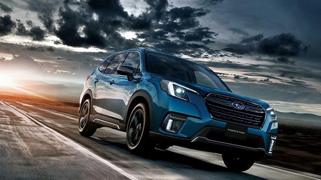 征戰中型SUV市場已有三年時光的第五代Subaru Forester,已於日前公布日規小改款車型的訊息。(圖片來源/ Subaru) Forester日規小改悄然現身 速霸陸森林人上妝再戰