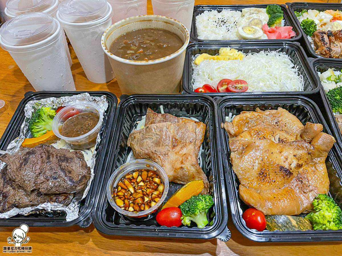 南部吃貨開嗑!13家超有料外帶餐盒:噴汁烤半雞、北海道烏賊飯、1人獨享烤鴨3吃