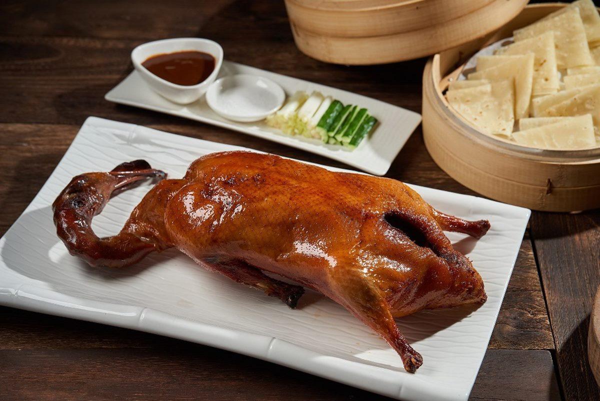南北8家「烤鴨控必吃」外帶!米其林三星烤鴨10人可吃,還有超特別「跳跳糖烤鴨」