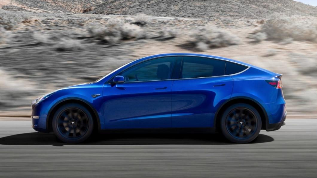 Tesla Model Y為品牌旗下入門休旅,比Model X更小但也擁有7人座的配置。(圖片來源/ Tesla) 特斯拉德國超級工廠進度延宕 大陸製Model Y將導入歐洲市場