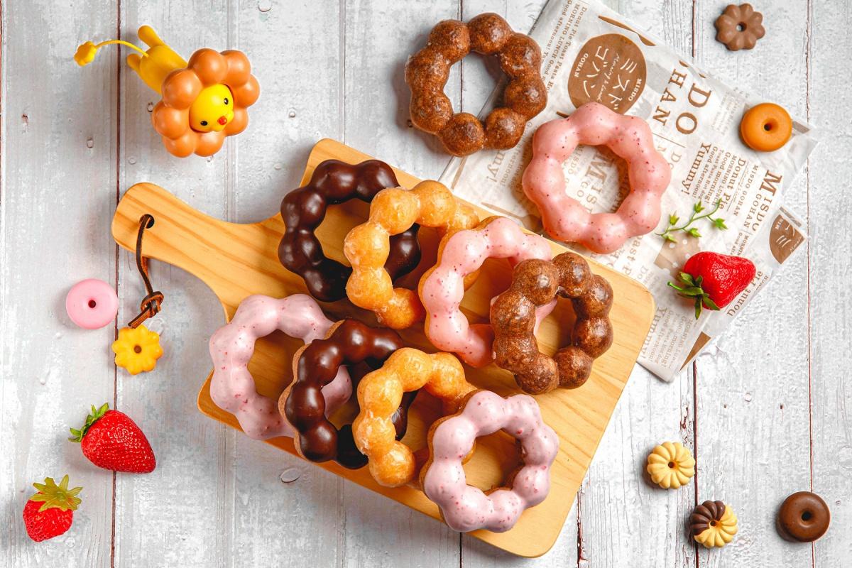 甜甜圈外送到家!Mister Donut限時7天「買一送一」,加碼滿額現折50元