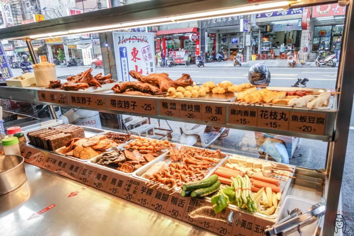 消夜開吃!北中南6家超銷魂東山鴨頭:4.5星好評、飄香20年老店、1週只賣1天