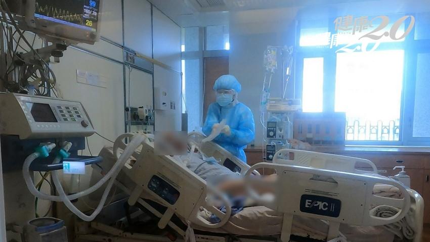 搶救快樂缺氧插管可救命!90歲翁3天成功拔管現已出院,越早插管越快恢復