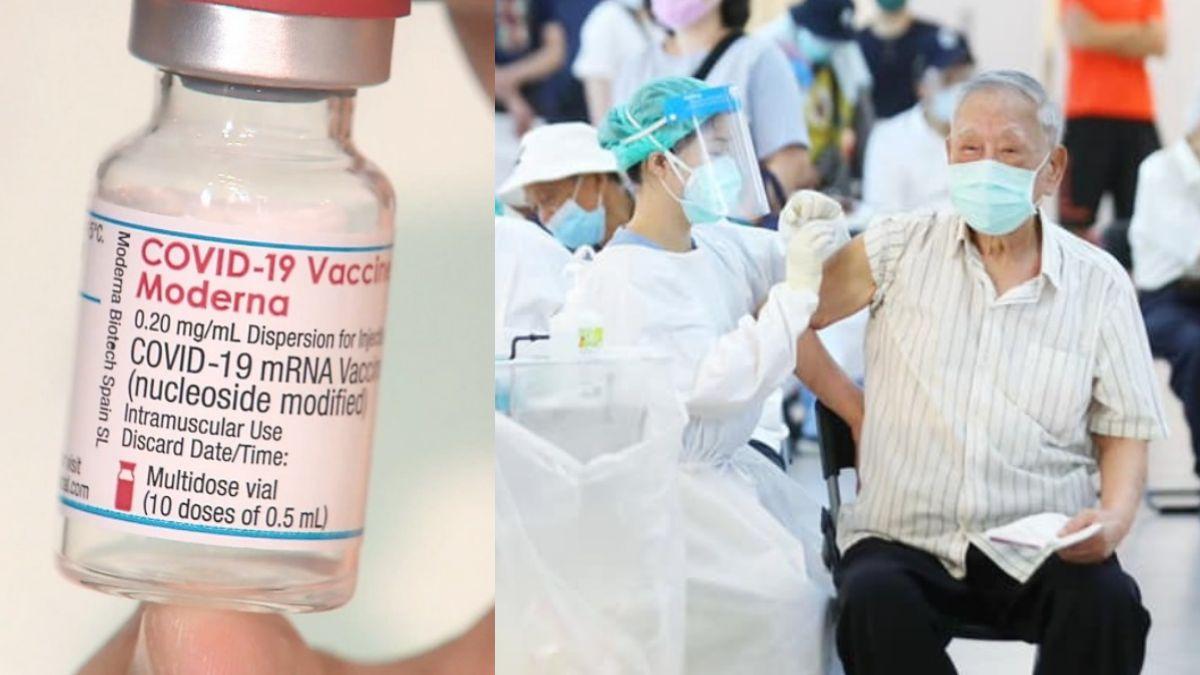 第二批莫德納疫苗24萬劑抵台!本土新增187例新北最多,長輩施打疫苗3點注意事項