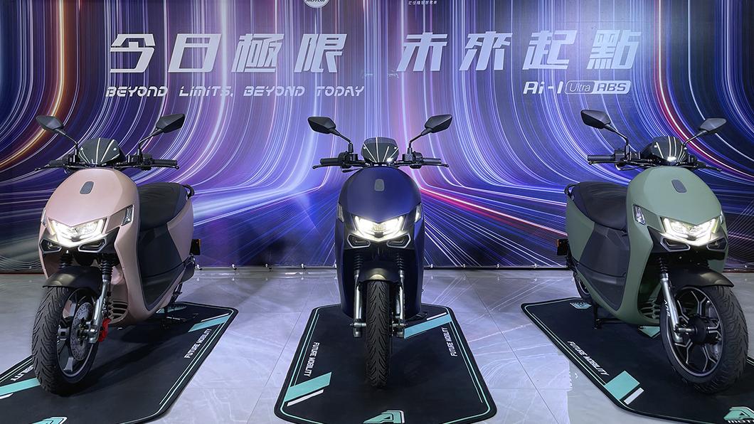 宏佳騰Ai-1 Ultra ABS搭載運算速度比前代提升10倍的次世代Croxera 6儀表系統智慧登場。(圖片來源/ 宏佳騰) 宏佳騰Ai-1 Ultra ABS首搭智慧儀錶 車尾長眼行車更安全