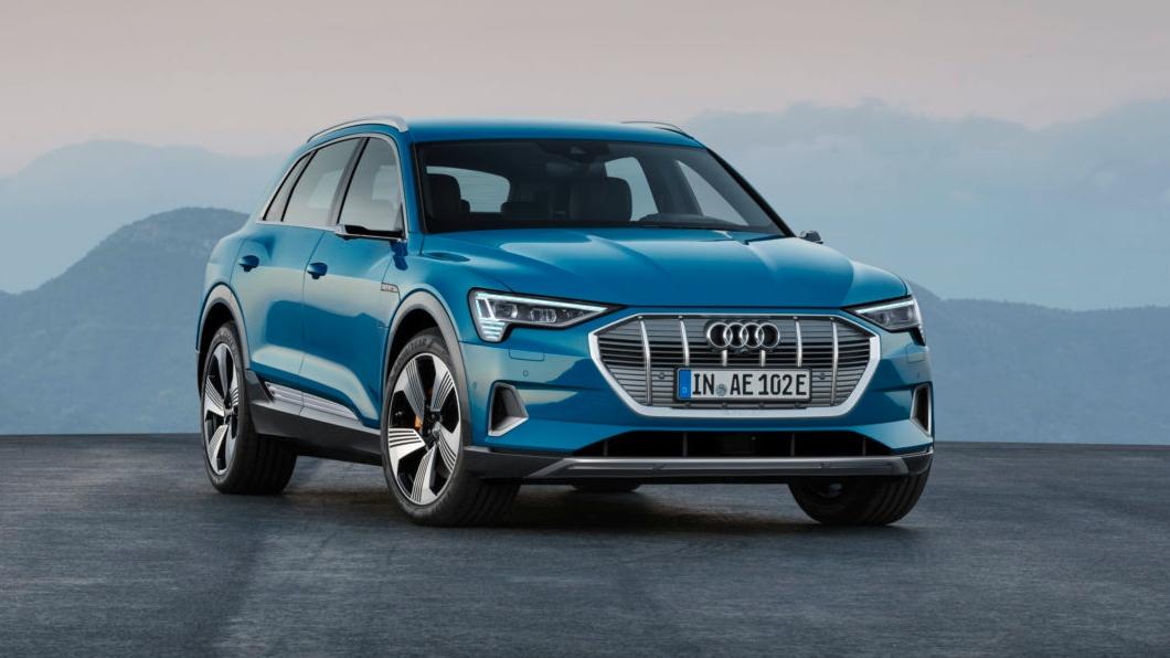 Audi e-tron開啟了品牌的電動車時代,未來可能於2026年之後只賣純電車款。(圖片來源/ Audi) Audi宣布2026年之後可能只賣電動汽車 讓燃油引擎正式成為歷史?