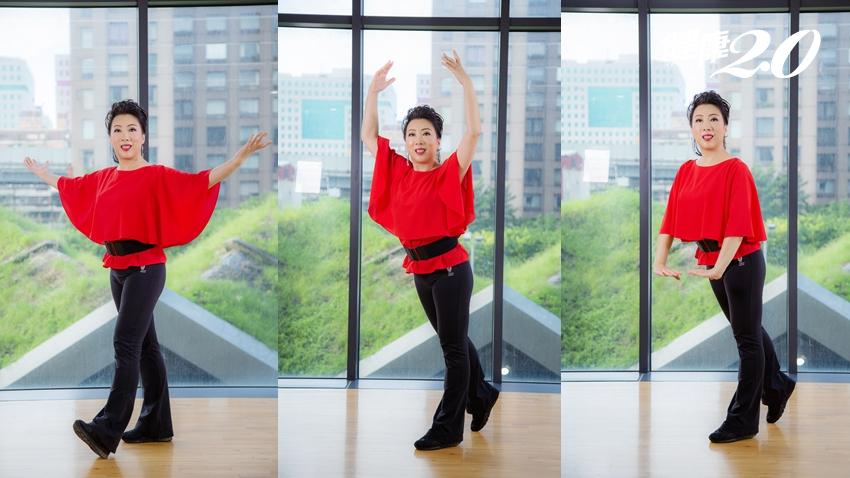 久坐循環差、易水腫肥胖!白雁老師「舒筋法」 身體變柔軟、擺脫體虛乏力