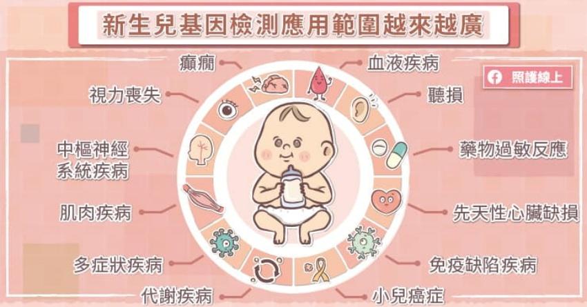 寶寶生下來很健康,需要做基因檢測嗎?兒科醫:家族成員也受惠
