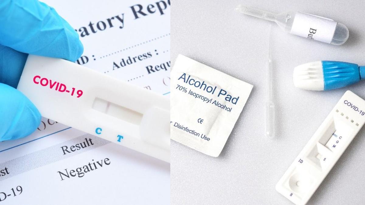 5款「居家快篩試劑」陸續開賣!多少錢+怎麼使用QA一次懂,藥局、超商、藥妝都能買