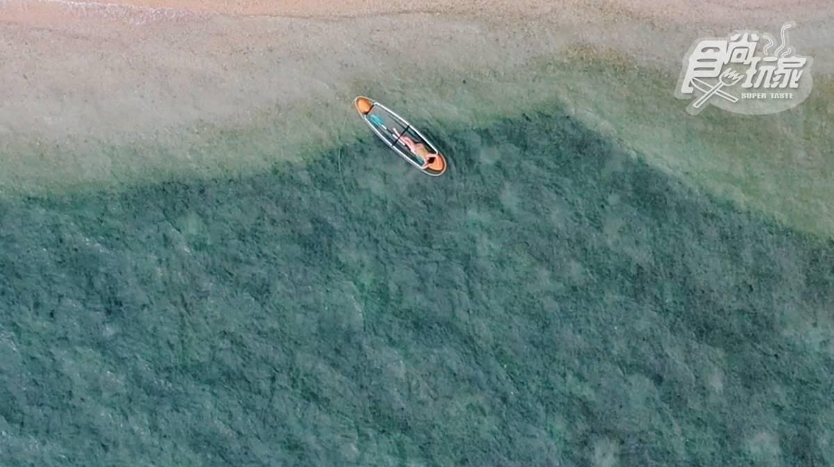 美到炸!勇闖澎湖必玩7大IG景點,划向「祕境沙洲」到「絕美峇里島酒吧」