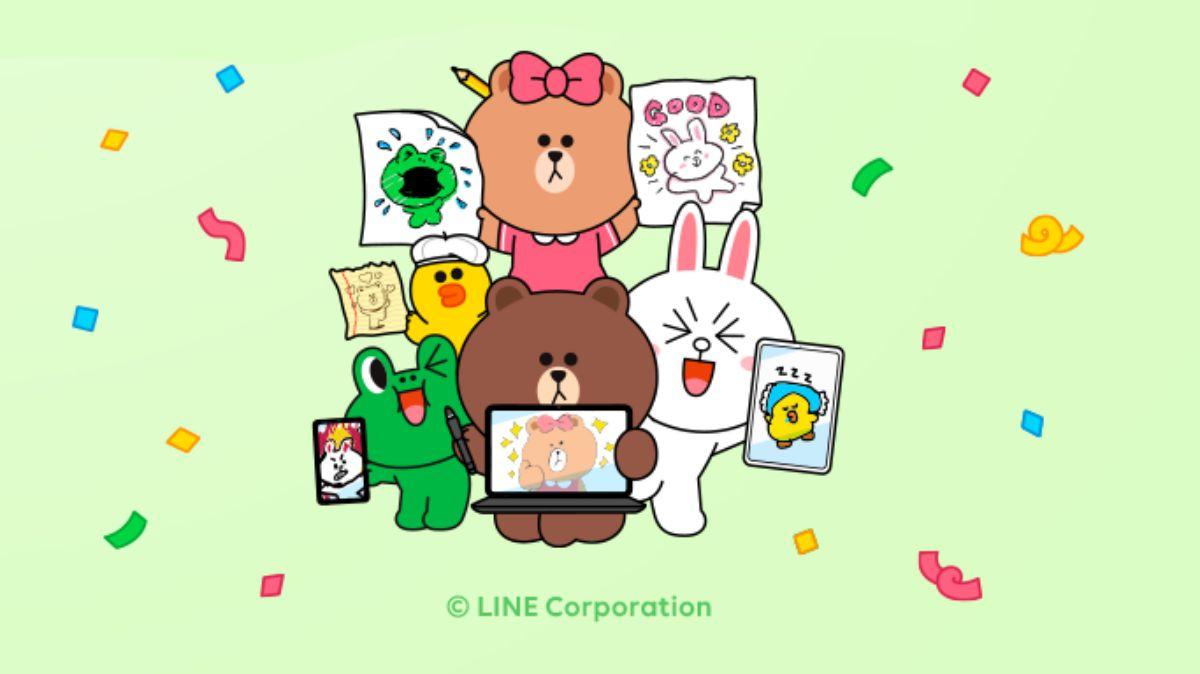 首月免費試用!通訊軟體「LINE」推貼圖超值方案,每月40元400萬組貼圖任選即用
