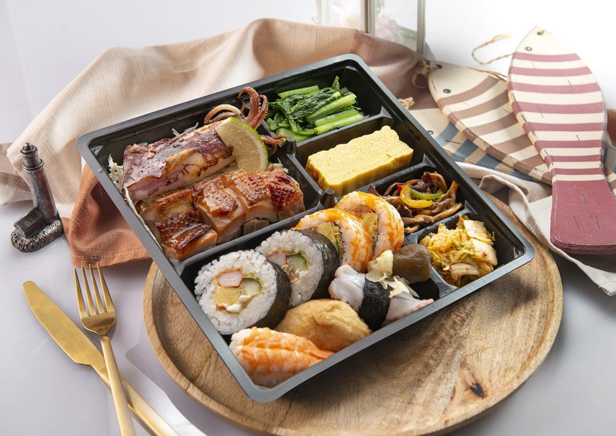 3大南霸天外帶好康!吃到飽海鮮、握壽司、戰斧豬排在家吃,還有16種好料超澎派滷味
