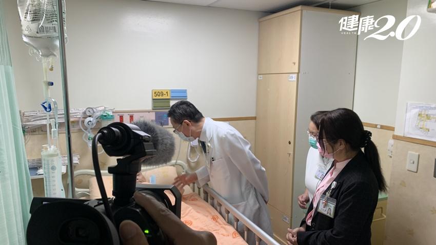 愛在疫起時/病毒無情,人間有愛!彰基院長陳穆寬攜手醫護 助百位重症病人康復