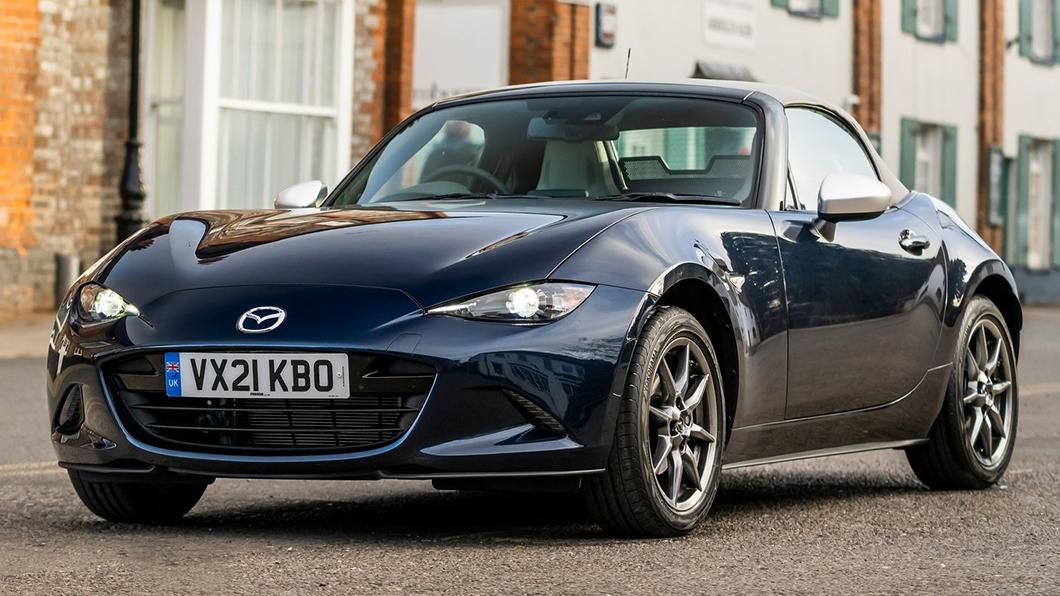 現行ND世代MX-5可能是Mazda最後一輛純燃油雙門小跑車。(圖片來源/ Mazda) 新世代MX-5也將電氣化? 日媒曝發表時程
