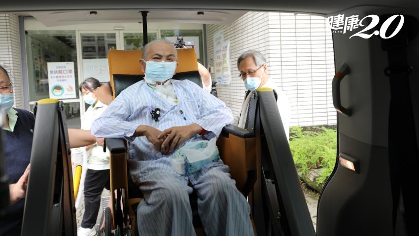 愛在疫起時/想回家!心蓮旅行社啟動免費返家旅遊計畫,疫情下助癌末病人溫馨圓夢