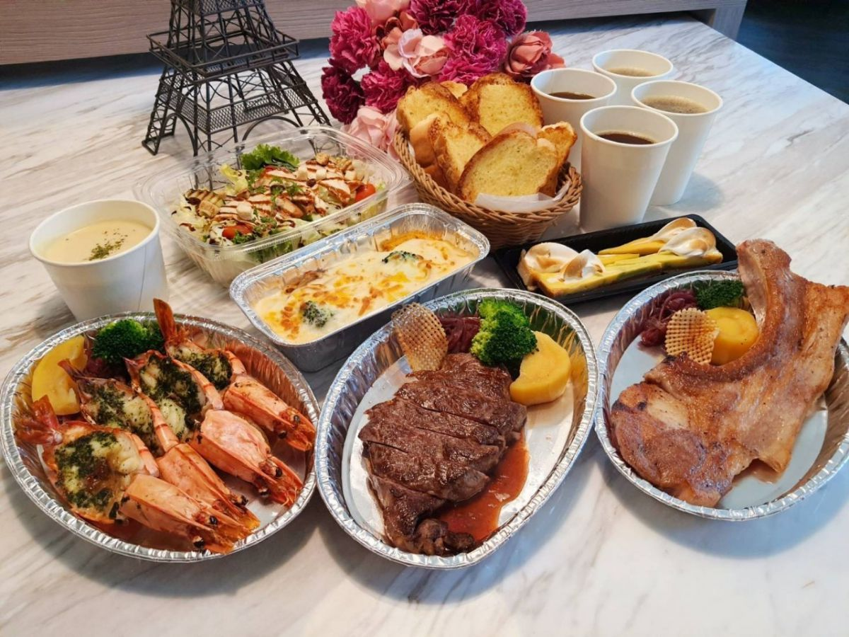 全台14家美食推外帶優惠:鍋物買一送一、港式飲茶8折、餐盒75折