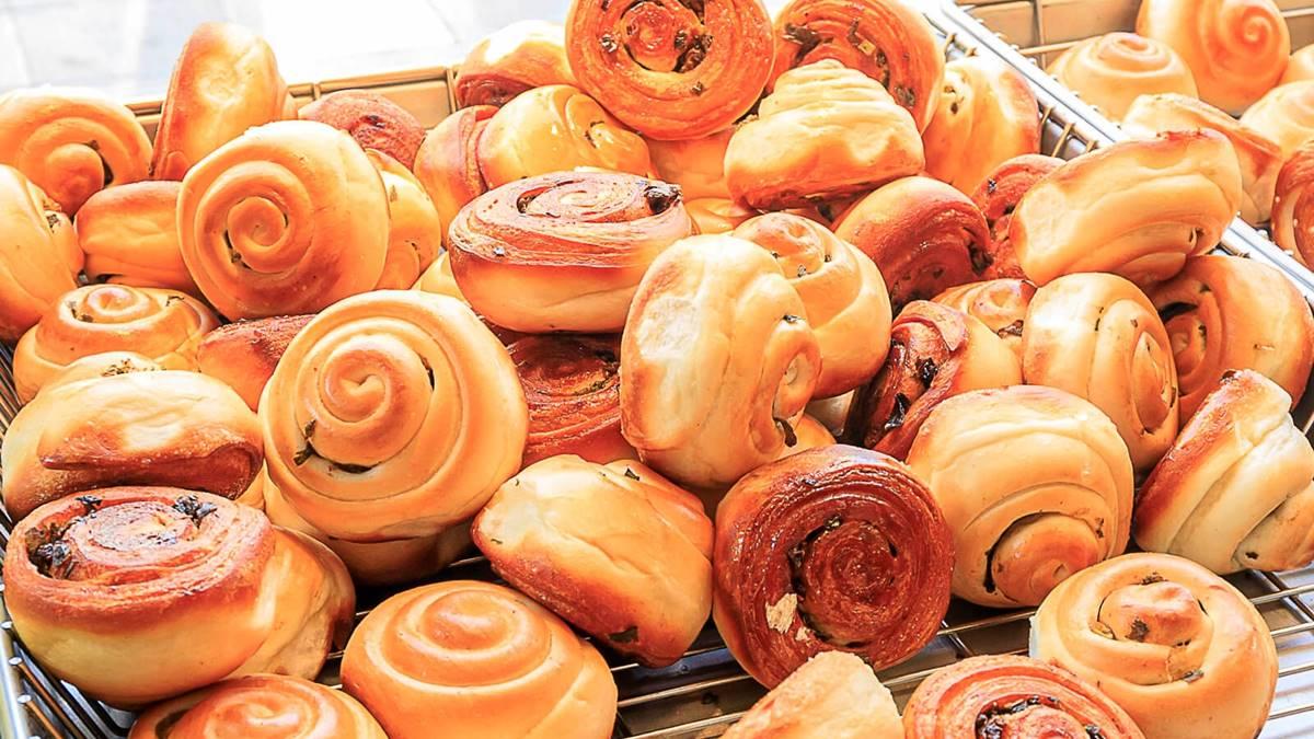 1顆只要7元!上海烤饅頭「焦糖脆皮」超誘人,必搶唰嘴蔥花、古早味巧克力