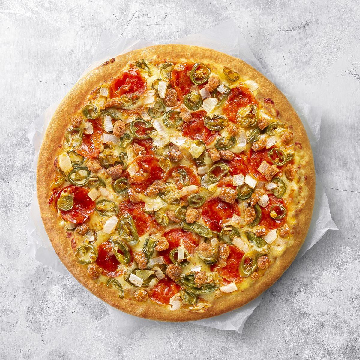 義大利人徹底崩潰!必勝客「豬血糕披薩」狂加香菜、皮蛋,還有「墨西哥辣椒披薩」回歸
