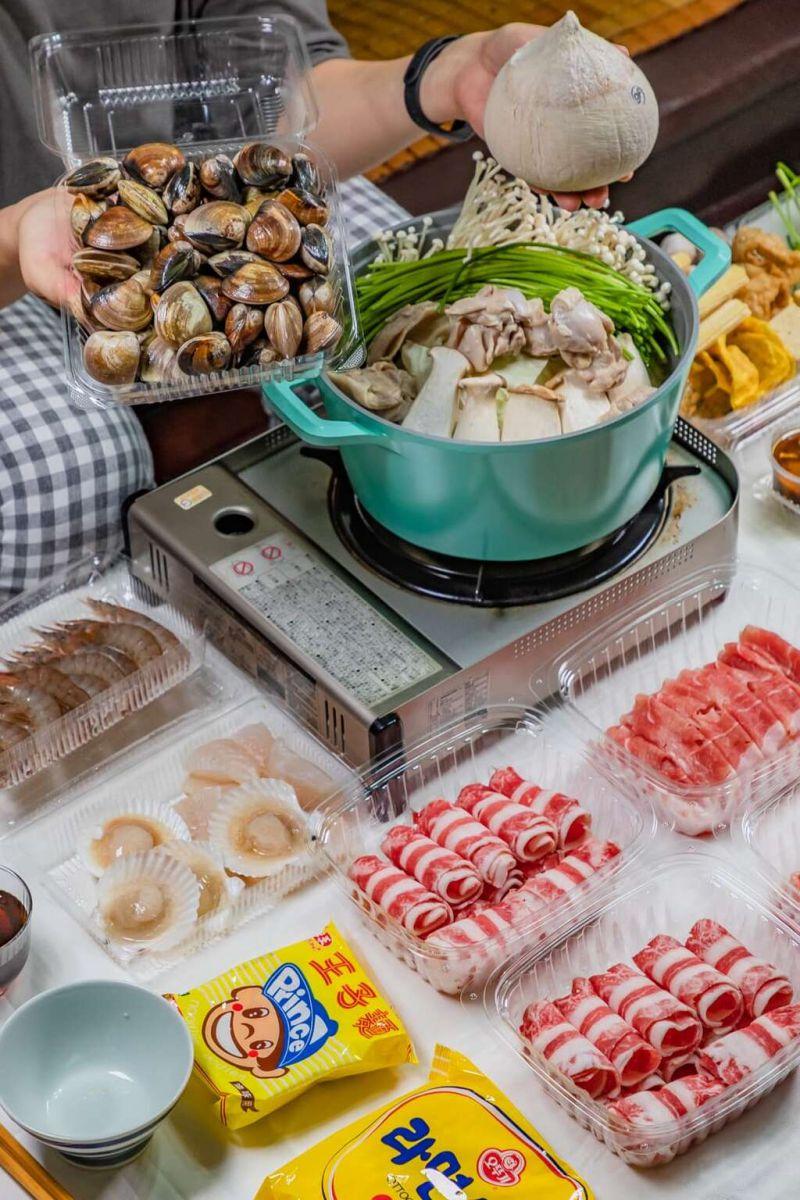 最強美食攻略!高雄市推250家餐廳「外帶優惠專區」,蛤蜊買1斤送1斤、買炒飯送飲料