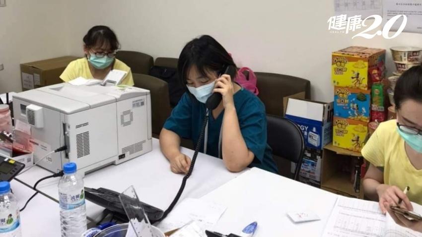 指揮中心的確診人數不只是1個數字,是1個病人、1個家庭 確診者心聲要有人聽