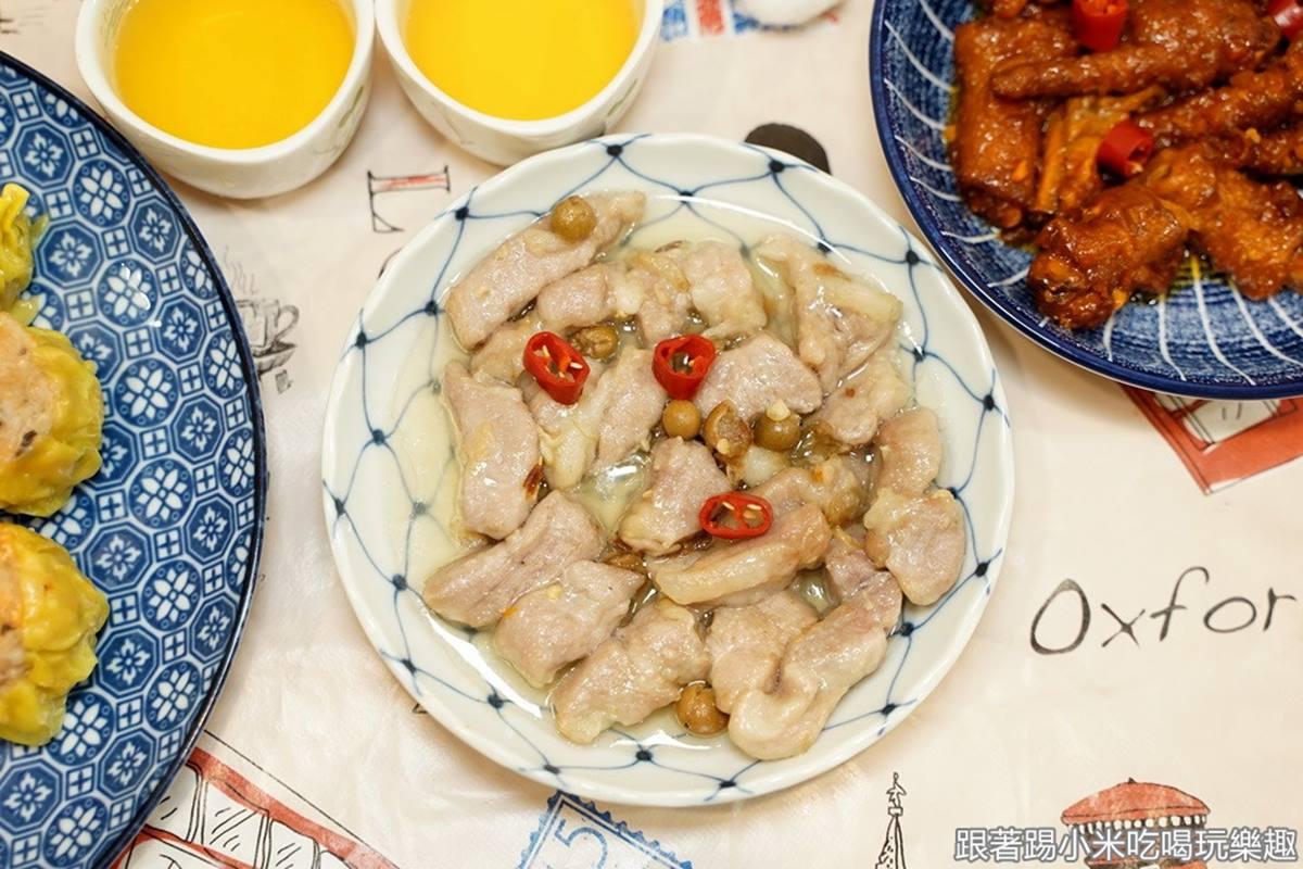 澳門人也推!手工「港式點心」簡單蒸熟就能吃,下飯必配蠔油鳳爪、樹子排骨