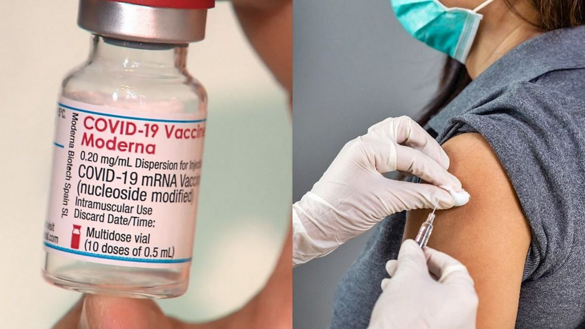 幫爸媽預約了!雙北6/30起開放莫德納疫苗預約,接種對象、時間、地點完整公開