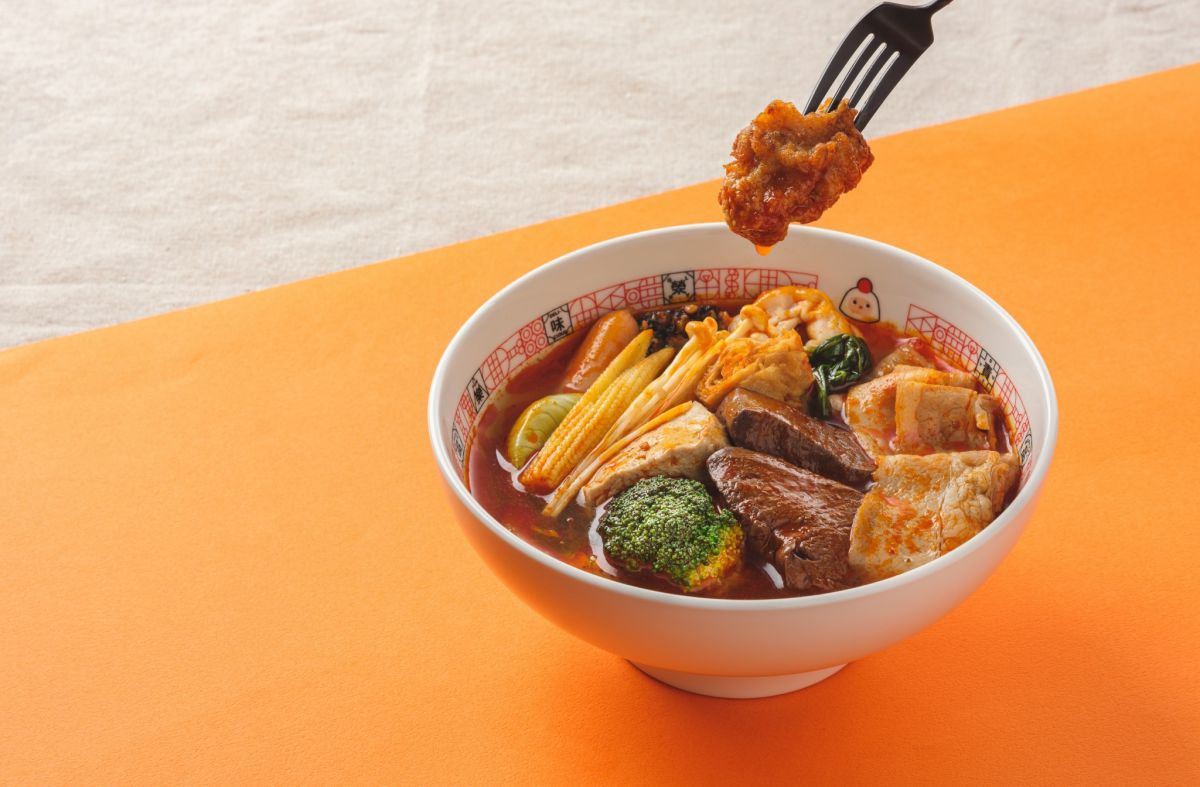 【新開店】繼光香香雞變身滷味攤!限時5天買「滷味送炸雞」,還能選擇麻辣、沙茶湯底