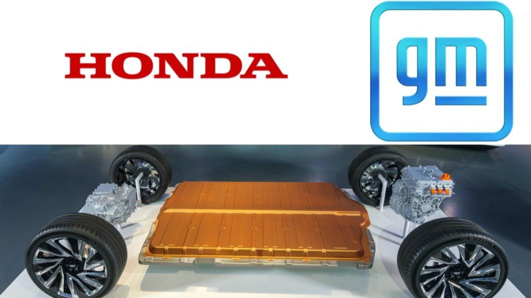Honda正式公布北美純電SUV新車車名,Prologue將採GM平台與電池技術。(圖片來源/ Honda、GM) Honda首款純電SUV採GM平台開發 Prologue預約2024年上市
