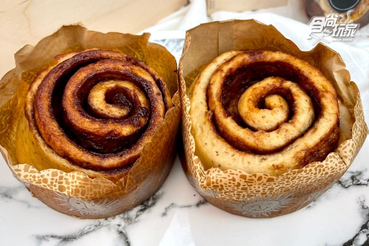 減肥嘴饞也不怕!小食糖5款「麵包、甜點」宅配到家,先吃「泰奶肉桂捲、塩之花可頌」
