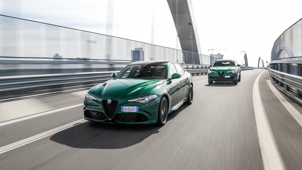 """Alfa Romeo車主""""榮登""""美國公路超速之王!當中最愛飆的則是Giulia,恭喜Alfa無忝愛快美名!(圖片來源/ Alfa Romeo) 哪個品牌是美國超速王? 牛、馬、蛙竟然沒有上榜!"""
