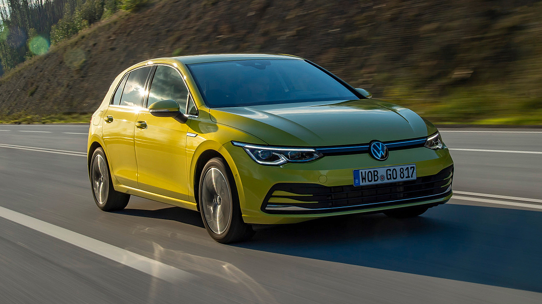 8代Golf依照Volkswagen Taiwan預告於7月1日正式發表。(圖片來源/ Volkswagen) 94.8萬起8代Golf成最貴世代 全車系漲幅3萬起跳