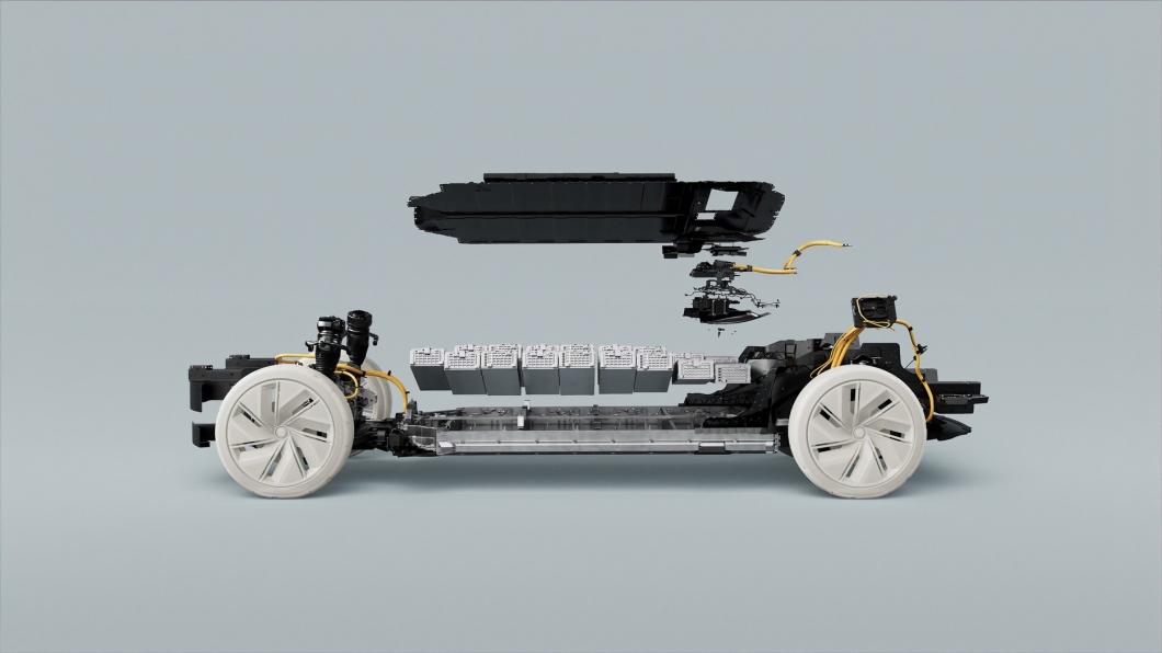 Volvo將與電池大廠Northvolt合作,將電池密度提高50%,並且將續航里程進化到1000km大關。(圖片來源/ Volvo) Volvo將電池能量密度提高50% 續航里程將破1000公里!