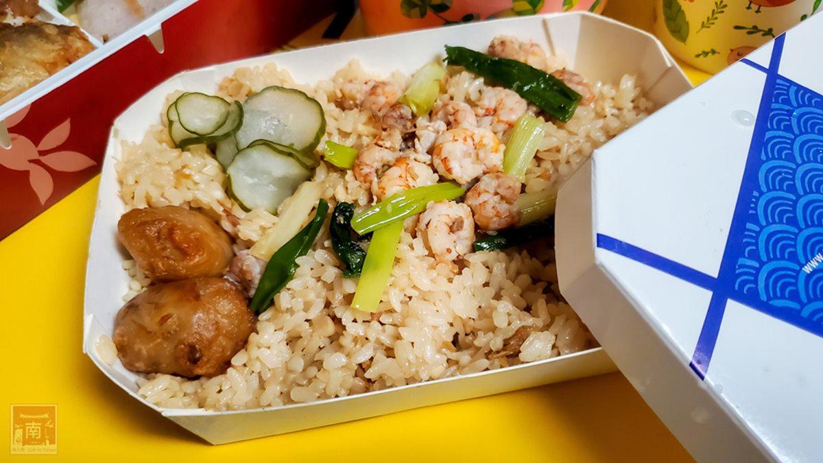 在家吃小型辦桌!50年海鮮餐廳推限量「防疫外帶菜」,先搶120元海陸便當、Q甜小卷米粉