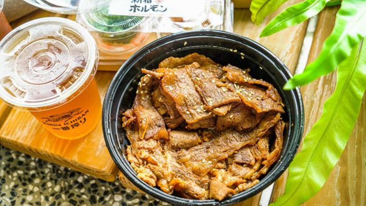 別處買不到!日式燒烤店推道地「和牛大腸鍋」冷凍包,午間必搶限量「滿滿都是肉丼飯」