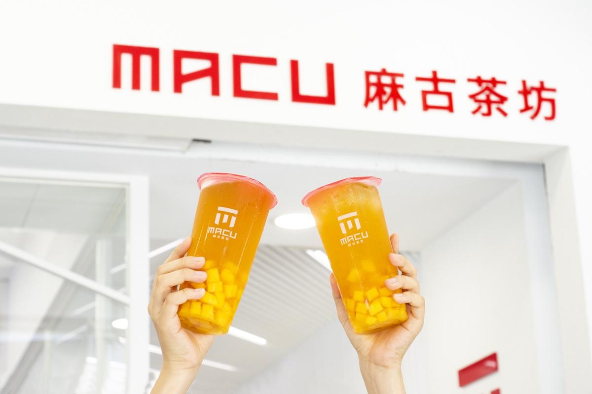這果肉分量很可以!麻古茶坊芒果季第2彈登場,最狂「芒果果粒茶」7/5起正式開賣