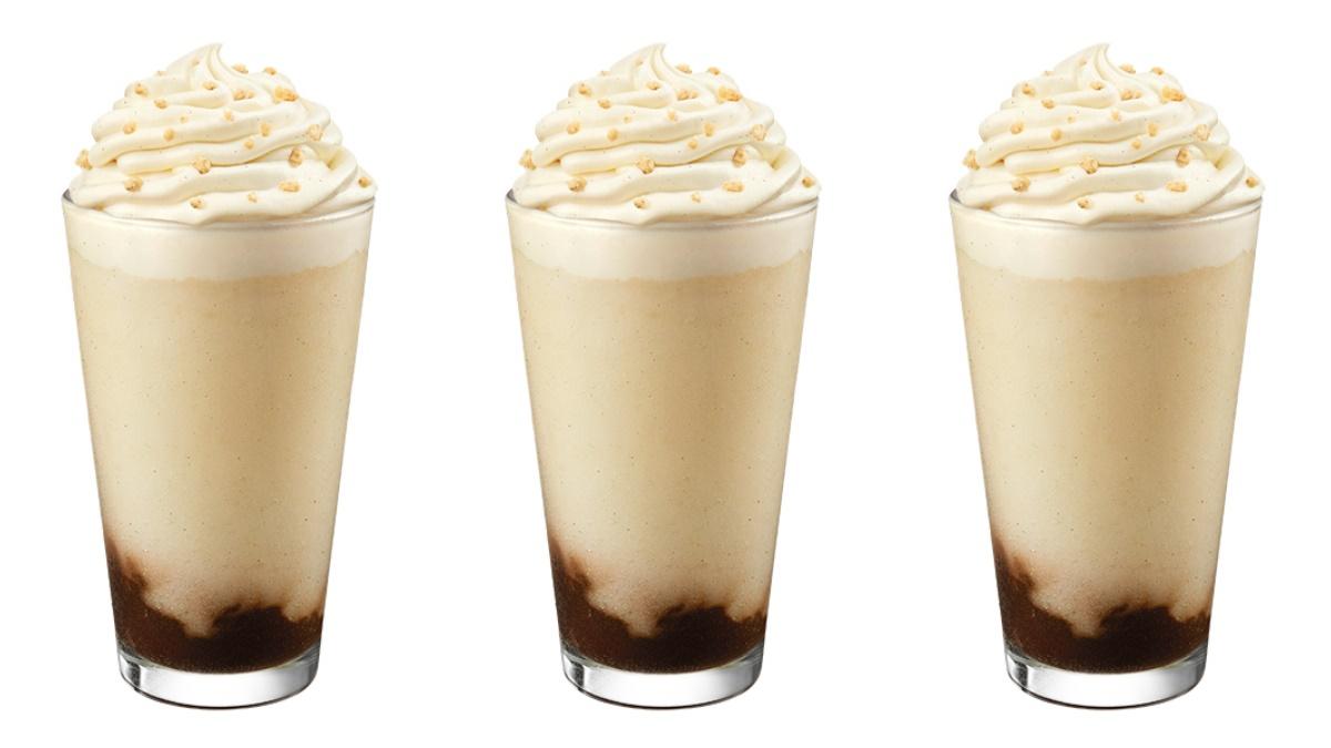 最夯泡芙星冰樂+1!星巴克「法式巧克力泡芙」外送也能喝,父親節蛋糕爽拿買一送一券