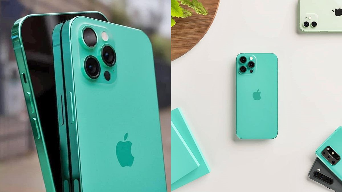 iPhone 13「蒂芬妮綠」4款小瀏海手機提早上市!戴口罩解鎖「最強功能」要再等