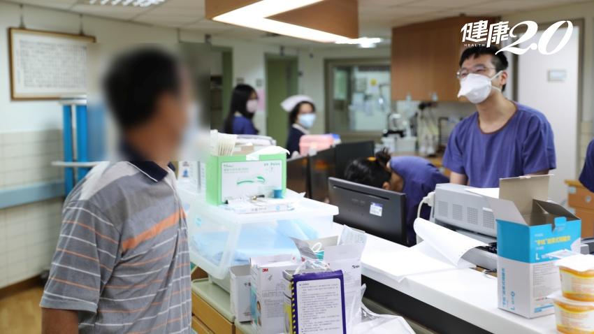 愛在疫起時/全家3口都確診 重症患者解隔離出院,感恩醫護照顧出院要愛地球