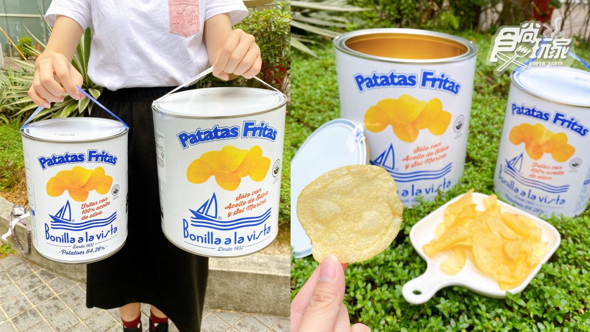 追劇必備5款零食!「西西里麵包餅乾、油漆桶洋芋片」超唰嘴,「芝士蘇打餅」微辣爽口