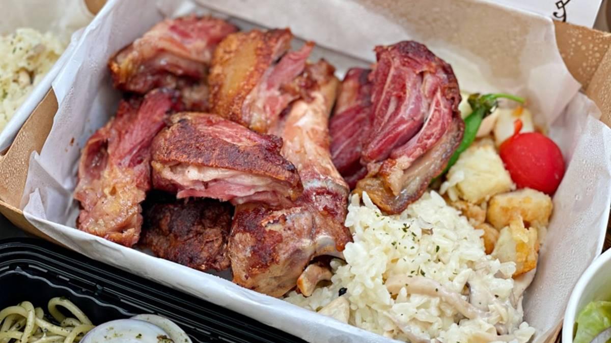 在家爽嗑老牌西餐!必點醃滷5小時「德國豬腳」,大分量「紅酒番茄燉牛」只要169元