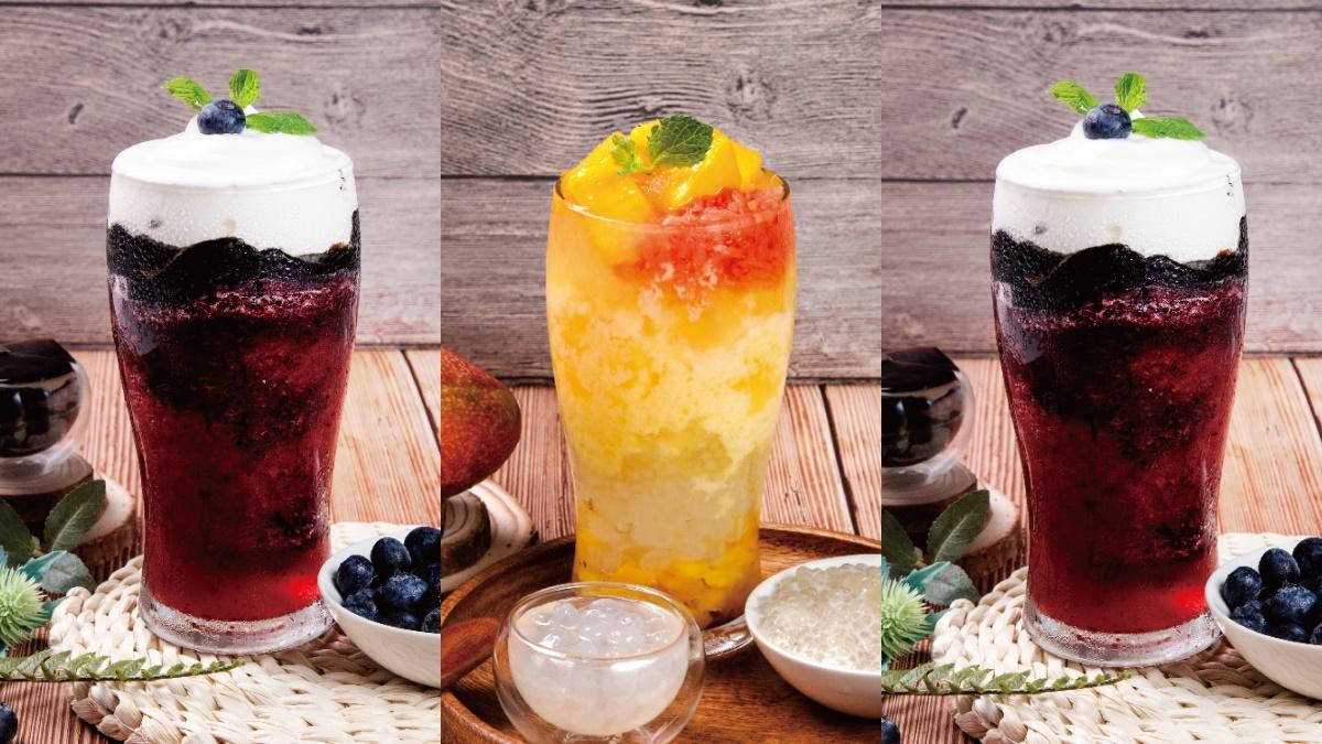 「芒橙冰沙」買一送一!6間手搖飲夏日新品優惠:全品項第2杯85折、免費喝綠豆沙