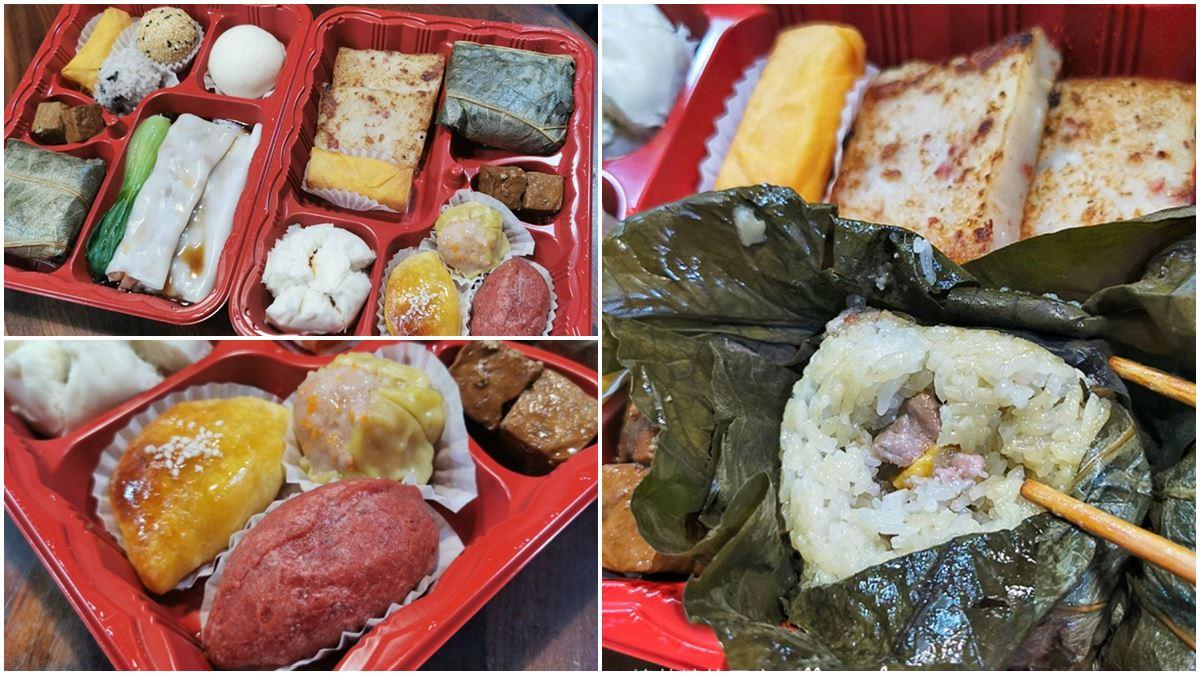 1次爽嗑7種港點!港式料理高CP值「外帶餐盒」只要149元,先嘗清香糯米雞、蟹黃燒賣